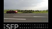 MX-5 Kalender 2012 | September