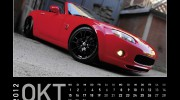 MX-5 Kalender 2012 | Oktober