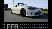 MX-5 Kalender 2012 | Februar
