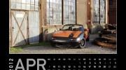 MX-5 Kalender 2012 | April
