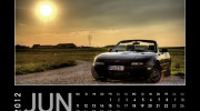 MX-5 Kalender 2012 | Juni